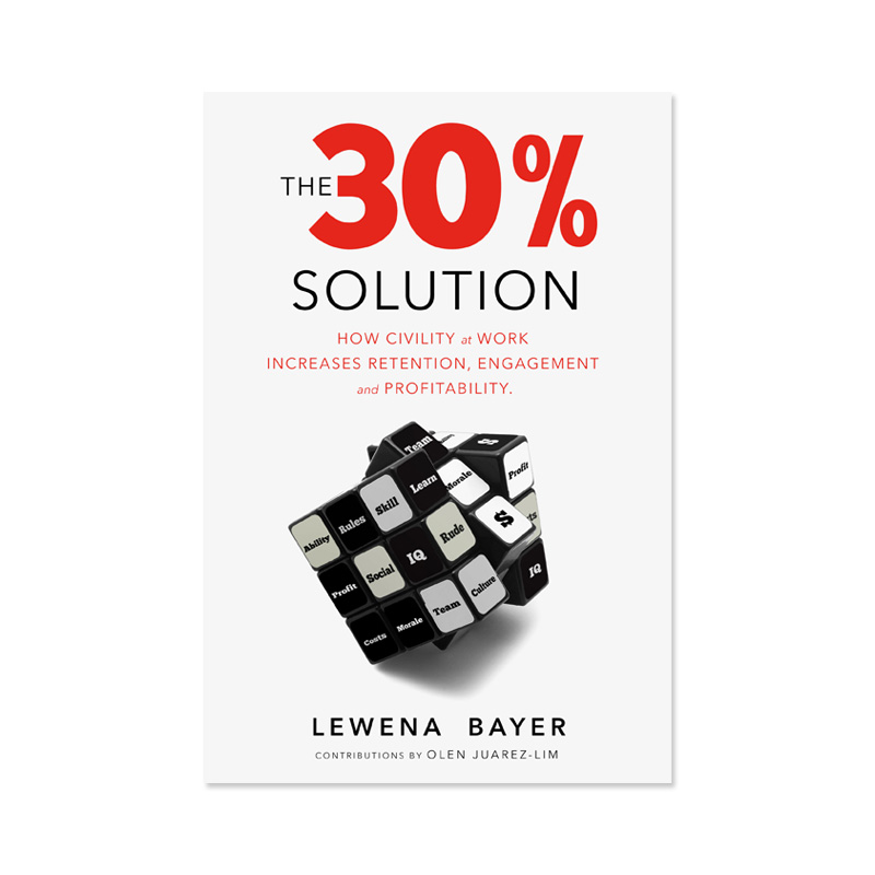 the-30-percent-solution-lew-bayer